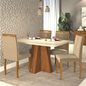 Conjunto-de-Mesa-Maite-130cm-com-4-Cadeiras-Laura-Cimol-Sava