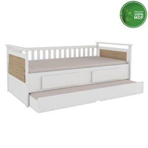 Bicama-Infantil-2-gavetas-Lipe-Moveis-Peroba-Branco-Brilho-C