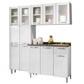 Cozinha-de-Aco-Completa-2-Armarios-AereoPaneleiro-6-Portas-