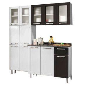Cozinha-de-Aco-Completa-Armarios-Aereo-Paneleiro-6-Portas-e