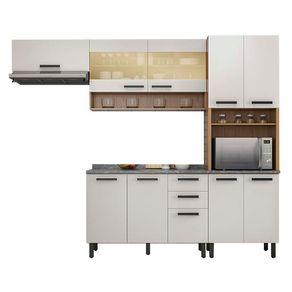 Cozinha-4-Pecas-New-Jazz-Itatiaia-Moveis-Off-White
