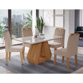 Conjunto-de-Mesa-Agata-130-cm-com-4-cadeiras-Paola-Cimol-Nat