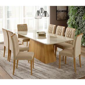 Conjunto-de-Mesa-Helena-210-cm-com-8-cadeiras-Juliana-Cimol-