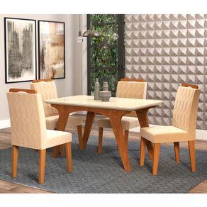Conjunto-de-Mesa-Selena-130-cm-com-4-cadeiras-Paola-Cimol-Sa