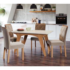 Conjunto-de-Mesa-Selena-130-cm-com-4-cadeiras-Fernanda-Cimol