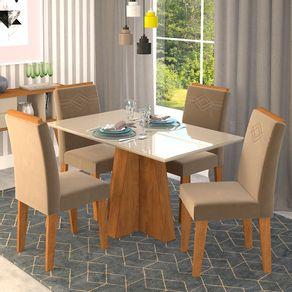 Conjunto-de-Mesa-Patricia-130-cm-com-4-cadeiras-Tais-II-Cimo
