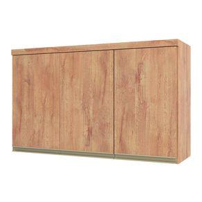 Armario-de-Cozinha-Aereo-120cm-3-Portas-100--MDF-Chardonnay-